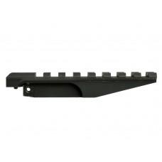 5KU AK Rear Sight Rail For Low Profile Red Dot Optics
