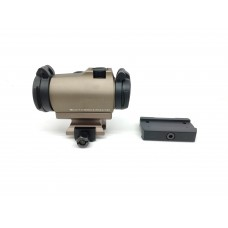 SOTAC GEAR Mpoint T2 Red Dot Sight for Airsoft (Tan)