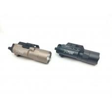 SOTAC GEAR X300u Style Tactical Light for Airsoft Pistol (Black)